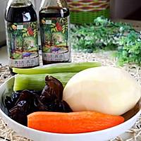 炝拌三丝——菁选酱油试用菜谱的做法图解1