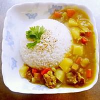 咖喱土豆牛肉的做法图解8