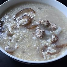 薏仁小米燕麦海参汤