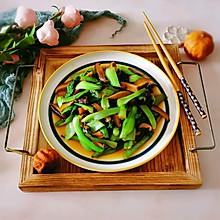 #全电厨王料理挑战赛热力开战!#香菇炒青菜