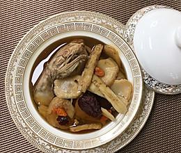 秋季滋补靓汤-高丽参炖鹌鹑的做法