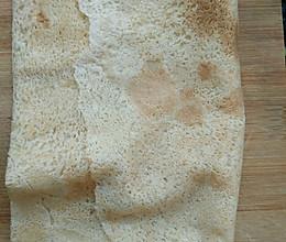 煎饼卷豆芽的做法