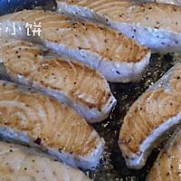 【芝士三文鱼】熟吃易消化的做法图解6