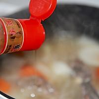 萝卜羊排骨汤#肉食者联盟#的做法图解10