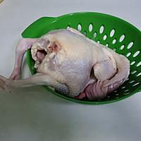 电饭锅版盐焗鸡的做法图解1
