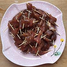 香酥牙签肉