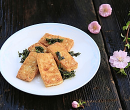 香椿酱拌豆腐的做法