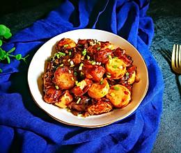 酱烧日本豆腐的做法