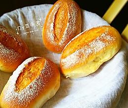 奶油哈斯面包#美的绅士烤箱#的做法