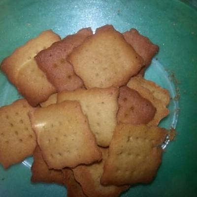 低脂低糖全麦饼干