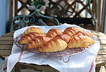 可颂牛角面包的做法