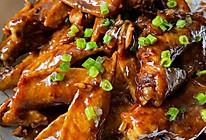 #不容错过的鲜美滋味#红烧鸡翅尖的做法