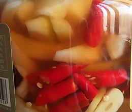 这样腌的萝卜,一天吃一罐的做法