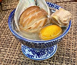鲍鱼橄榄汤的做法