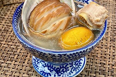 鲍鱼橄榄汤