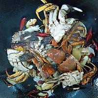 香辣蟹#金龙鱼营养强化维生素A  新派菜油#的做法图解7