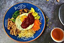 #少盐饮食 轻松生活#零失败的韩式拌饭的做法