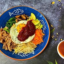 #少盐饮食 轻松生活#零失败的韩式拌饭
