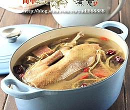 扁尖老鸭汤的做法