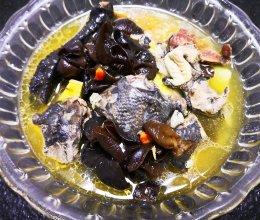 补虚圣品 - 银木耳枸杞乌鸡汤的做法