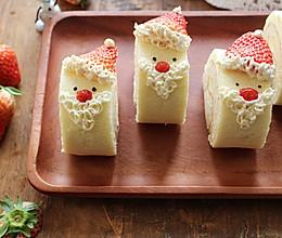 圣诞老人蛋糕卷的做法