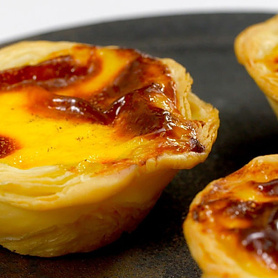 葡式蛋挞|美食台