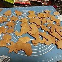 圣诞姜饼的做法图解3