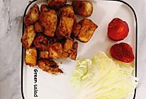 减脂餐-煎鸡胸肉的做法