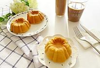 淡奶油橙汁小蛋糕的做法