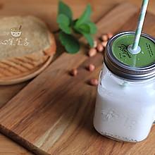 【花生牛奶】——流行饮品轻松自制