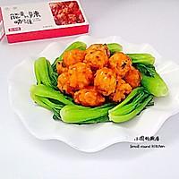 鸡肉咖喱丸子#安记咖喱快手菜#