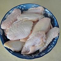椰香咖喱鸡中翅的做法图解1
