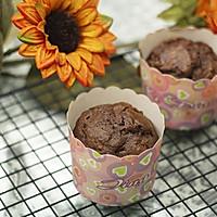 香蕉巧克力玛芬(麦芬)蛋糕【超简单】