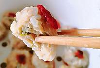最适合孩子糯米丸子 不柴不噎珍珠肉丸 简单电饭煲版的做法