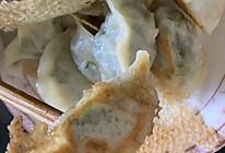 水煎饺子的做法
