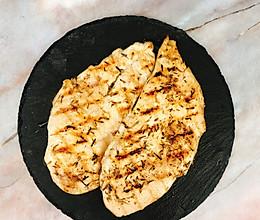 减肥餐~香煎鸡扒的做法