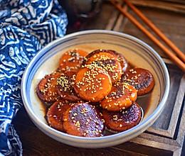 南瓜糯米糍粑的做法