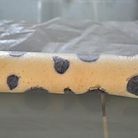 奶牛蛋糕卷【附擀面杖卷蛋糕卷方法】的做法图解30