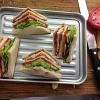 三明治的做法图解6