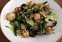蒜蓉海蛎子扇贝的做法