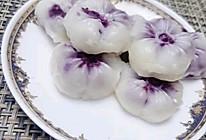 忘忧糕/山药紫薯糕的做法