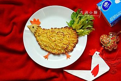 鸡年必备应景菜