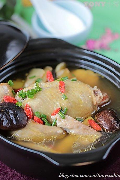 炖鸽子汤的做法