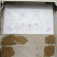 萌兔子彩绘蛋糕卷#特百惠龙卷风佳作#的做法图解1