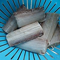 香味带鱼#豆果魔兽季联盟#的做法图解1