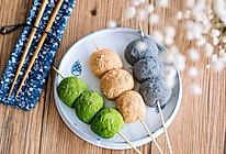 Q弹软糯的小甜点-糯米糍粑的做法