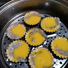 豆腐虾仁蒸鸡蛋