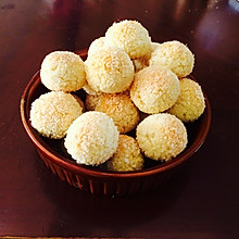 蛋白椰丝球