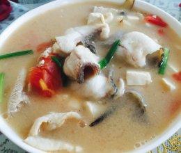 黑鱼豆腐汤(营养师推荐)的做法