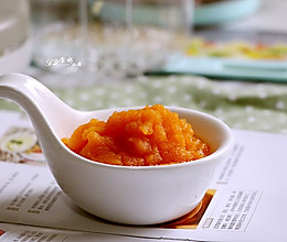宝宝辅食,胡萝卜苹果泥的做法